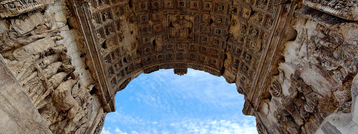 Coliseum, Arch of Titus and Michelangelo's Moses