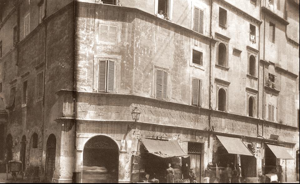 1887 Lorenzo Manili's house