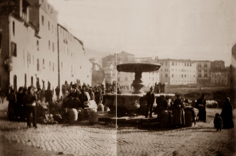 1889 Piazza Giudea