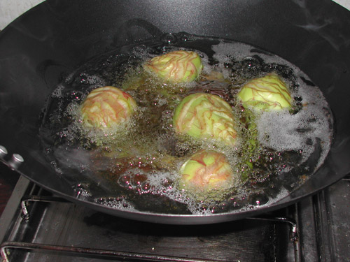 Cooking Jewish Artichokes