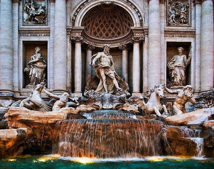 Trevi's Fountain