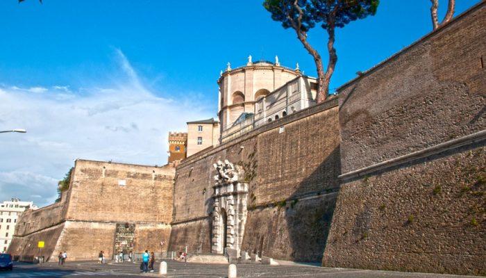 Vatican Museum entrance