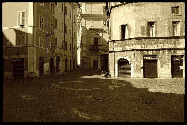Piazza di S.Maria del Pianto