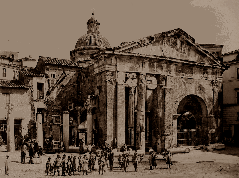 Portico d'Ottavia