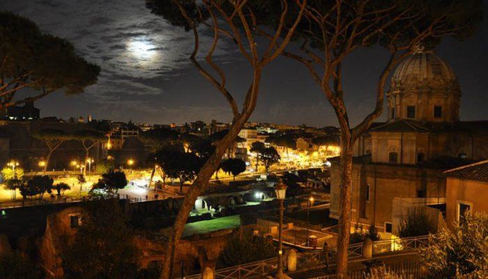 Rome nightview