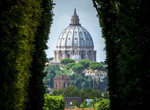 Vatican view