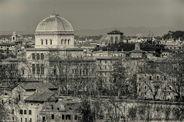 jewish rome ghetto